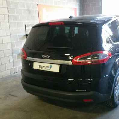 Afneembare trekhaak ford S-max