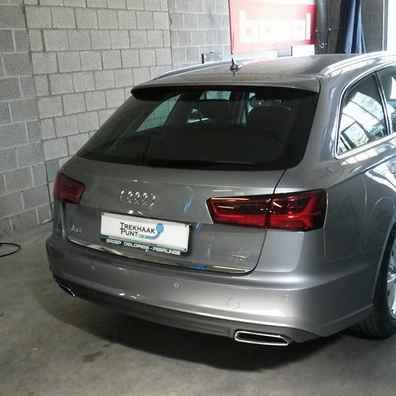 Audi a4 trekhaken afneembaar