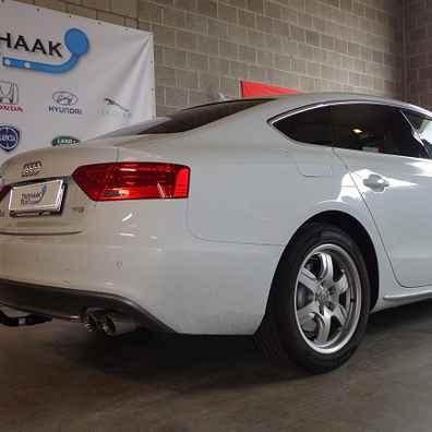 Audi a5 afneembare trekhaak