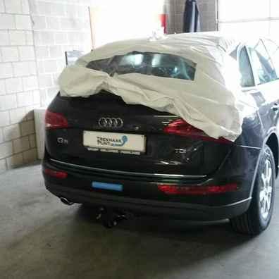 Audi Q5 trekhaak afneembaar