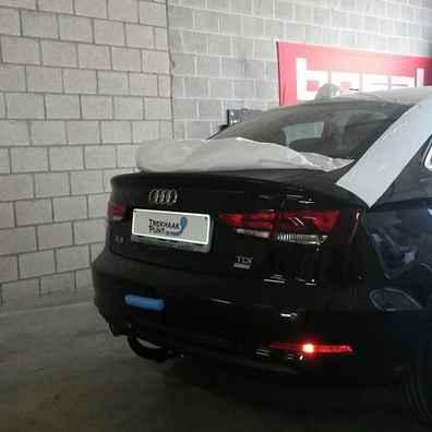 Audi trekhaak a3 afneembaar