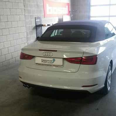 Audi trekhaken a3 cabrio afneembaar
