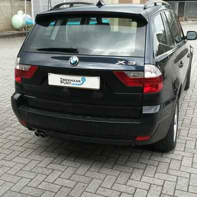 Bmw X3 E83 trekhaak