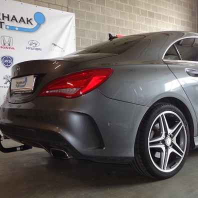 CLA coupé trekhaak