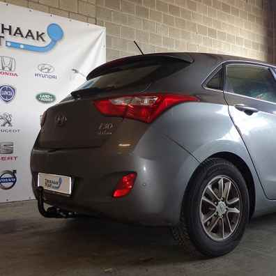 Hyundai i30 trekhaak afneembaar