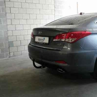 Hyundai i40 trekhaak afneembaar