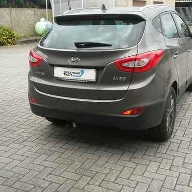 Hyundai ix35 trekhaak afneembaar
