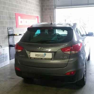 Hyundai ix35 trekhaken verticaal afneembaar