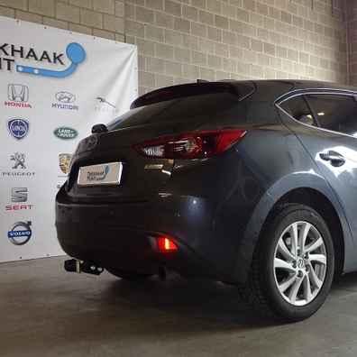 Mazda 3 trekhaak