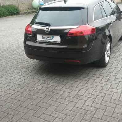 Opel insignia sport trekhaak afneembaa