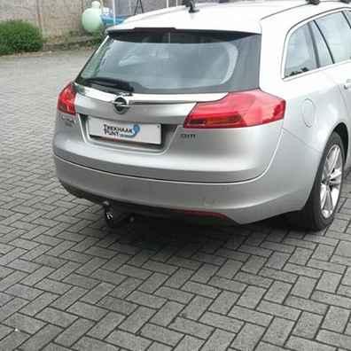 Opel insingia station trekhaak afneembaar
