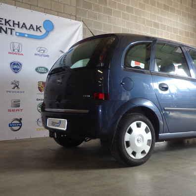 Opel meriva trekhaak afneembaar