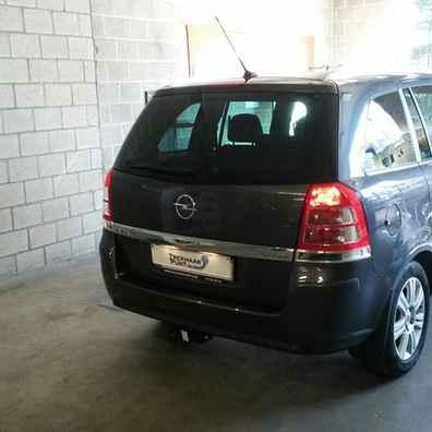 Opel trekhaken zafira B