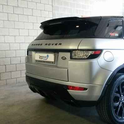 Range rover evoque trekhaak