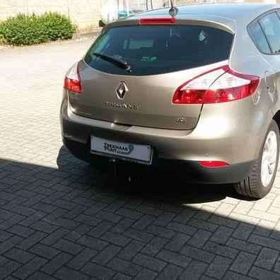 Renault megane 5D trekhaak