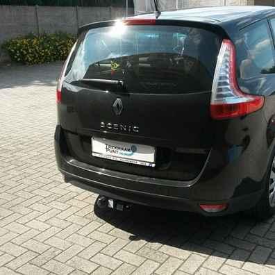 Renault scenic trekhaak afneembaar