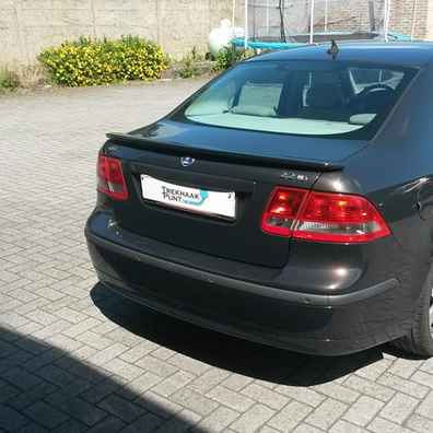 Saab 9.3 sedan trekhaak afneembaar