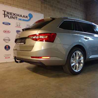 Skoda superB 2015 trekhaken