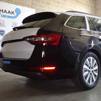 Skoda superB break trekhaak gdw