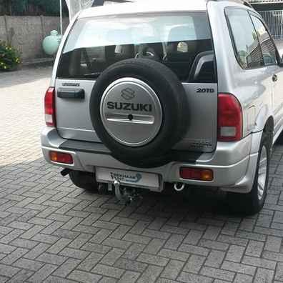 Suzuki grand vitara trekhaak afneembaar