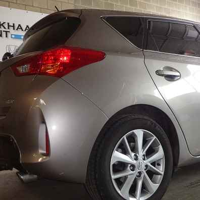 Toyota overpelt