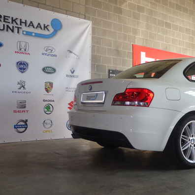 Trekhaak 1 serie coupé E82