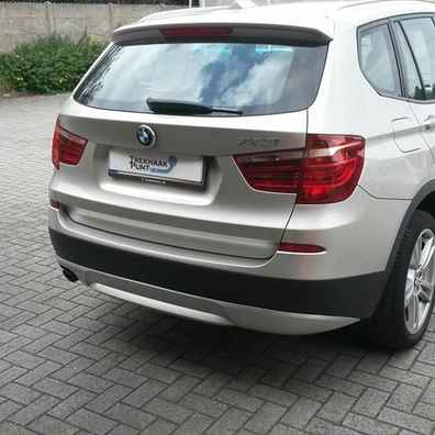 Trekhaak Bmw X3 F25