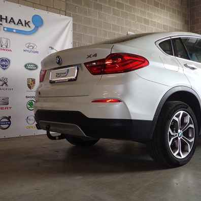 Trekhaak bmw X4