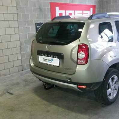 Trekhaak dacia duster