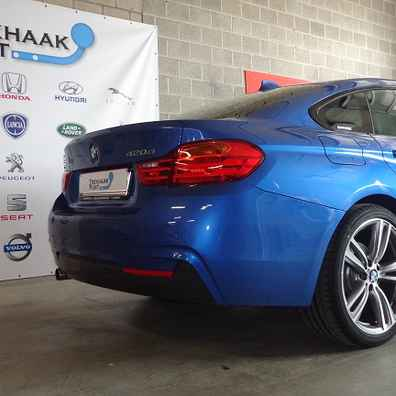 Trekhaak gran coupe bmw
