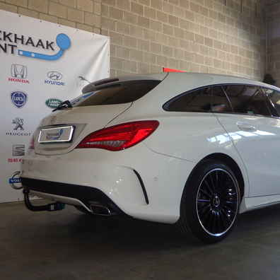 Trekhaak mercedes CLA