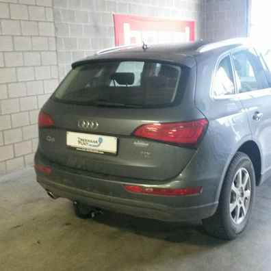 Trekhaken Audi Q5 afneembaar