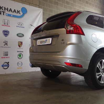 Volvo trekhaken xc60 verticaal afneembaar
