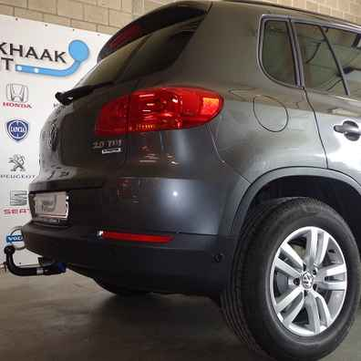 Attache remorque VW tiguan