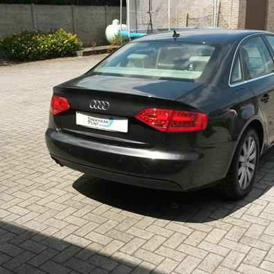 Audi A4 sedan trekhaak