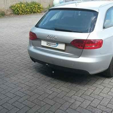 Audi A4 verticaal afneembaar