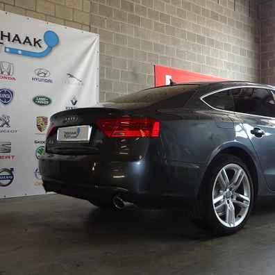 Audi a5 sportback trekhaak