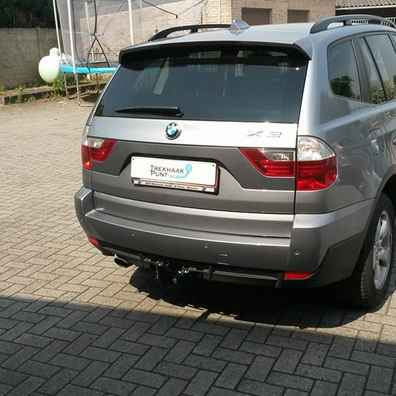Bmw X3 Trekhaak