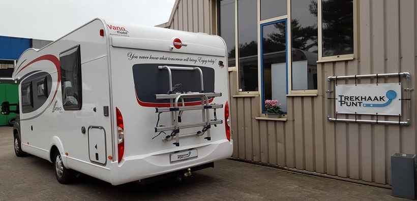 Burstner motorhome trekhaak