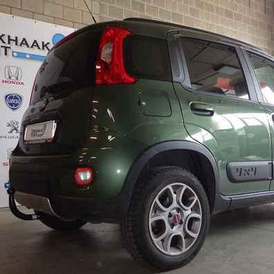 Fiat panda 4x4 trekhaak