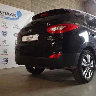 Hyundai ix35 attelage