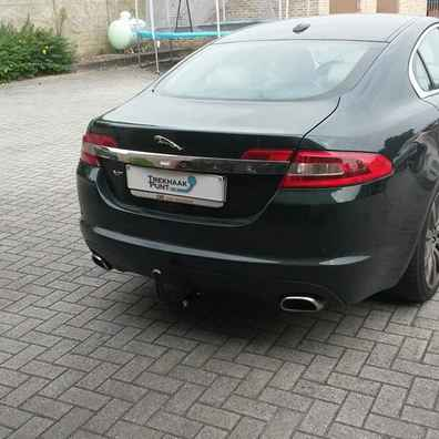 Jaguar XF trekhaak