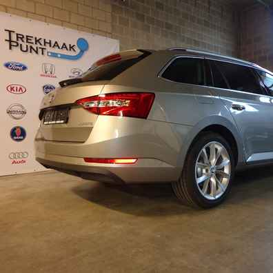 New skoda superB trekhaak