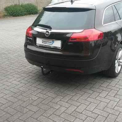 Opel insignia sport trekhaak afneembaar