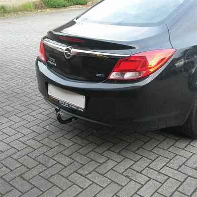 Opel insingia sedan trekhaak afneembaar