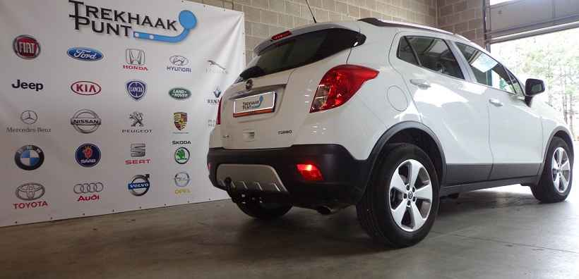 Opel mokka vaste trekhaak