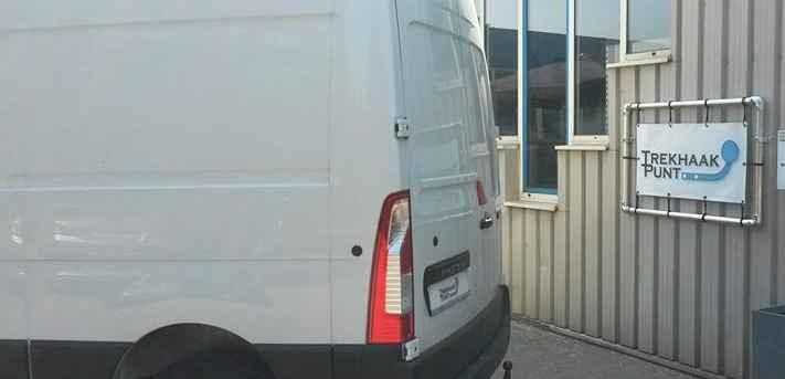 Renault master trekhaak