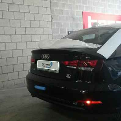 Trekhaak audi a3 sedan 2015 afneembaar