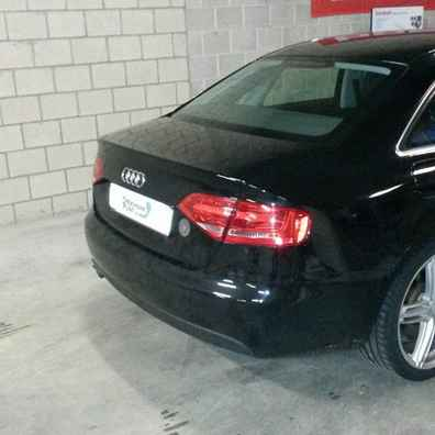 Trekhaak Audi A4 sedan