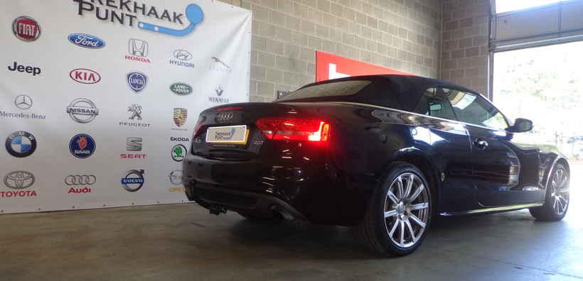 Trekhaak Audi A5 cabrio